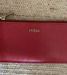 Zniž. Original Furla denarnica/card holder