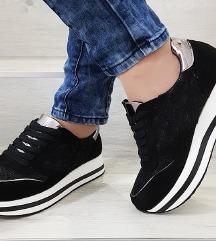 Modni čevlji z platformo 37