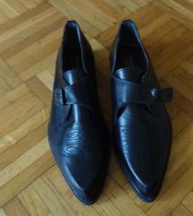 Oxford črni čevlji , št. 39