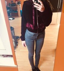 Velvet jopca