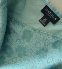 ANN TAYLOR krilo rožice svila