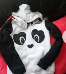 Jopica Panda z ušeski