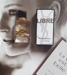 YSL mini parfum + darilo NOVO