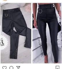 NOVE Črne hlače 29,90€