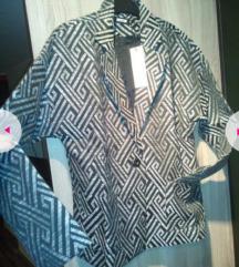 Topel nov blazer moderen/jaknica/plascek M/L
