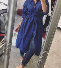 Modra srajca/obleka