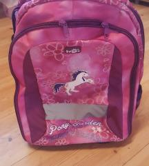 Šolska torbica+peresnica