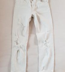 Stradivarius ripped skinny jeans M