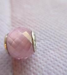 Obesek roza krogljica