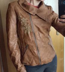 Usnjena jakna Desigual
