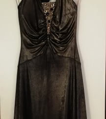 Elegantna obleka do kolen