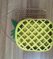 Ananas mini torbica