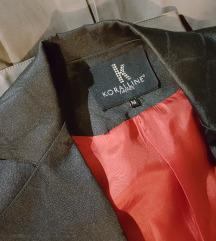 KORALLINE High Fashion Lurex Blazer, NEW!