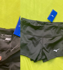 Črne kratke hlače Nike Adidas UA REZ