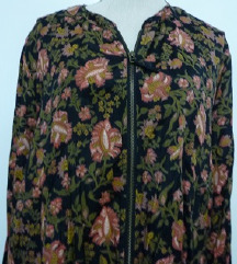 ZNIŽANO- rožasta jakna