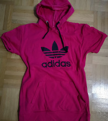Adidas kratek rokav s kapuco
