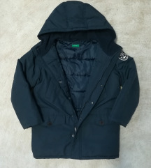 Zimska jakna BENETTON ( fantovska ) PTT vstet