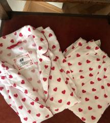 Pižama komplet 100% bombaž