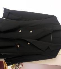 Črn blazer/jakna UNI