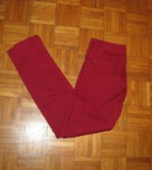 Rdeče hlače M
