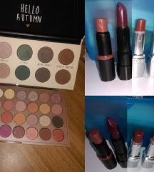 Palete senčil (Eyeshadow) Rival in Essence+šminke