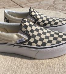 Vans checkered superge s platformo