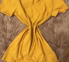zenf rumena kratka majica