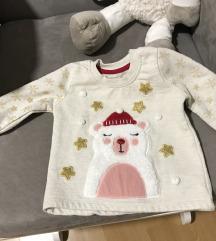 Otroški pulover 80 kot novi