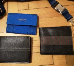 Nove moške denarnice