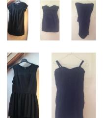 NOVE Črne oblekice