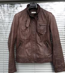 Pravo usnje C&A št. 38 / 40 jakna
