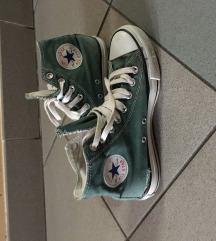 Converse All Star, zeleni, NE MENJAM