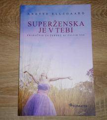 Knjiga Super ženska je v tebi