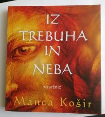 Knjiga Iz trebuha in neba
