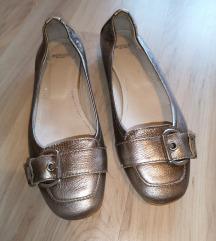 Minozzi Milano usnjeni sandali