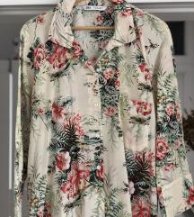 Zara srajčna obleka, št. M, MPC 50€