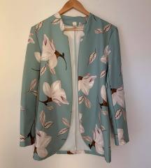 NOV INDID cvetlični blazer