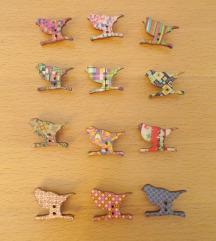 Broške ptički