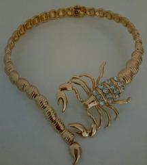 Nova škorpijon ogrlica