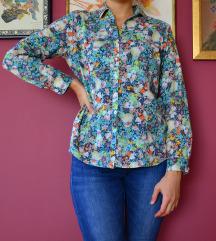 Bluza z rožicami