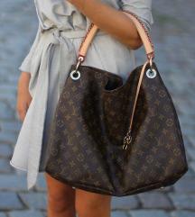 Louis Vuitton Artsy tote - usnjena torbica