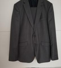 Moška obleka Zara + 2 srajci