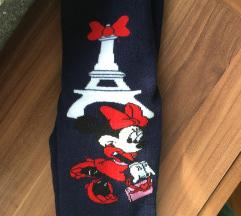 Minnie debeli zokni