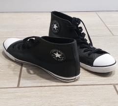Usnjene črne Allstar Converse 42 ženske