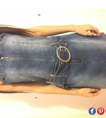 Jeans oblekca