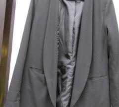 H&M črni blazer