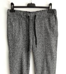 ZNIŽ.Nove sive hlače