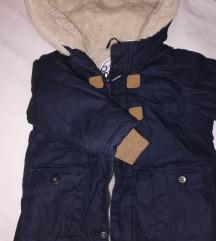 Nepremočljiva topla bunda kot nova št 86