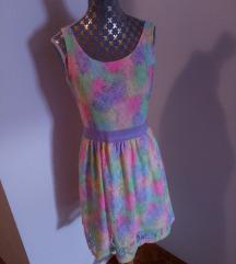 Pisana fluorescentna oblekica