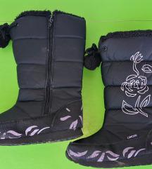 Bucke, zimski škornji za sneg